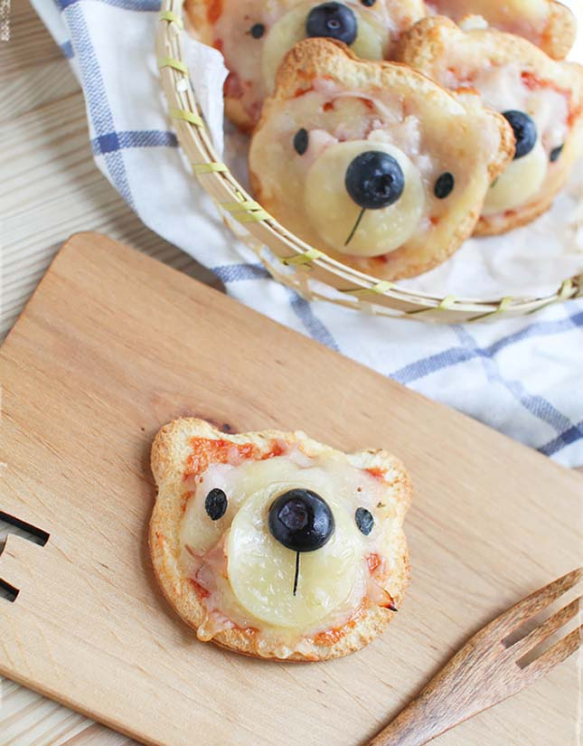 Kreatívan tálalt ételek