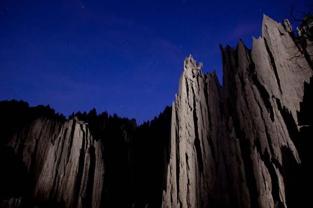 Különleges sziklaformációk