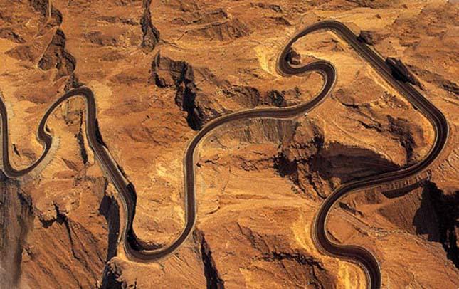 Jebel Hafeet hegyi út, Emirátusok