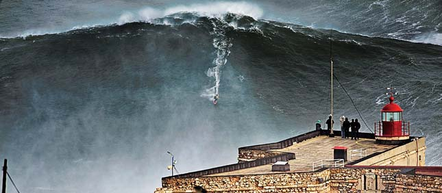Óriási hullámok