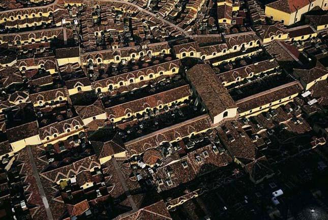 Yann Arthus-Bertrand légifotói