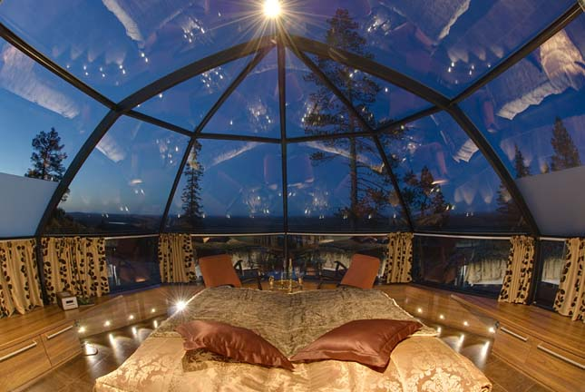 Legkülönlegesebb szállodák