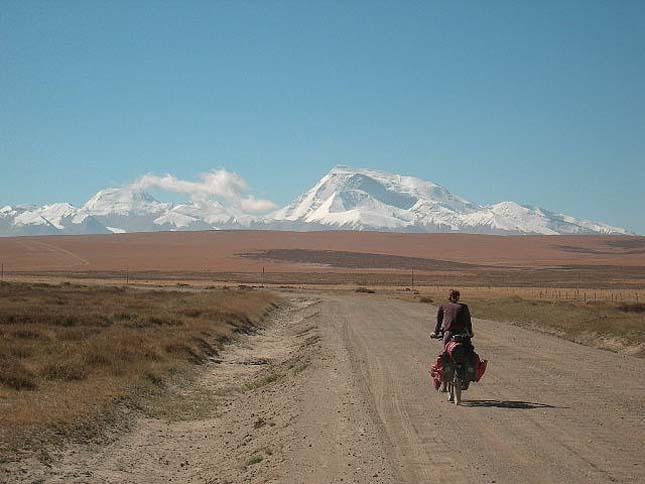 Samo La, Tibet