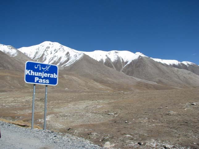 Khunjerab–szoros