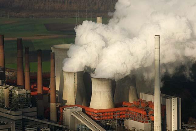 Legnagyobb légszennyező országok