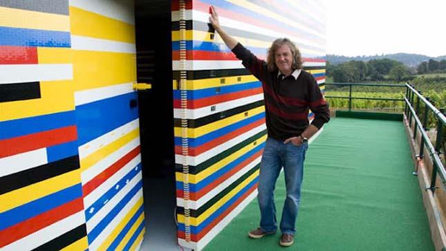 Valódi LEGO-ház