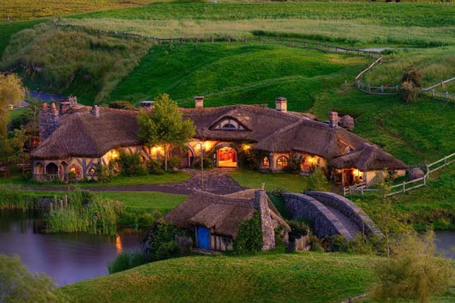 Hobbiton, Új Zéland