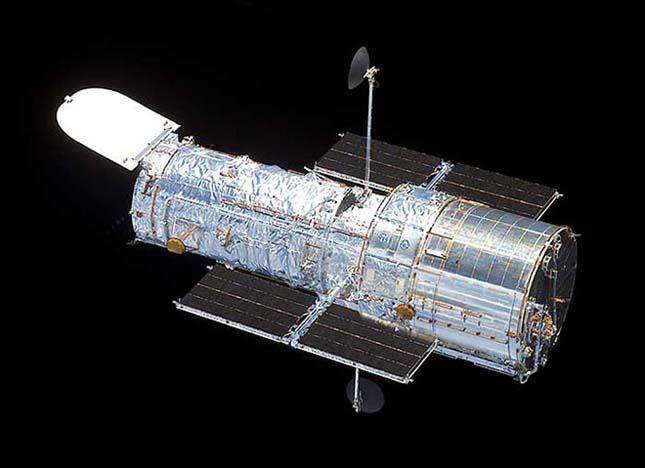 Hubble űrteleszkóp