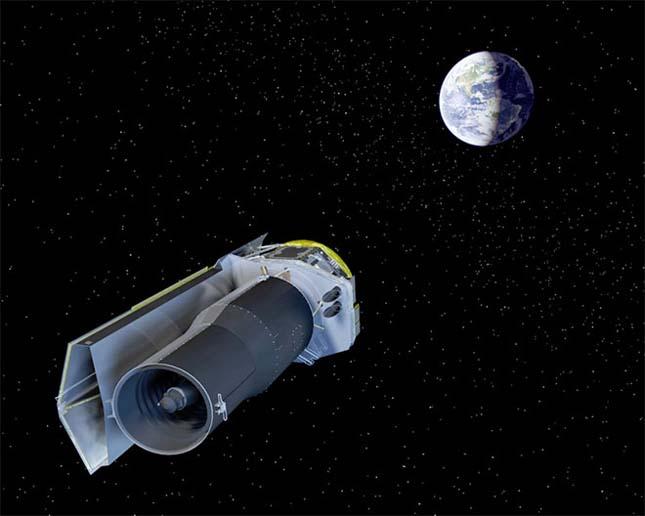 Spitzer űrteleszkóp