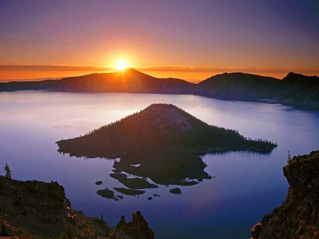 Kráter-tó
