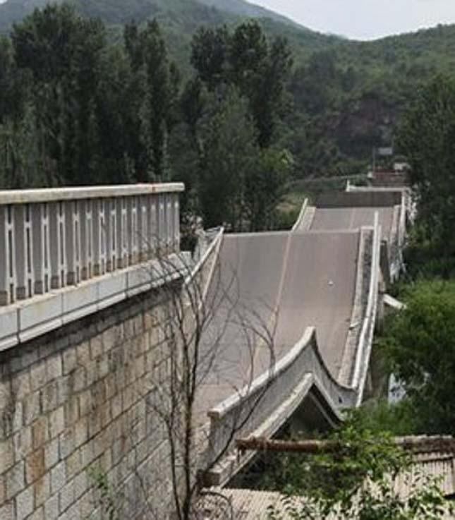 Leszakdt híd