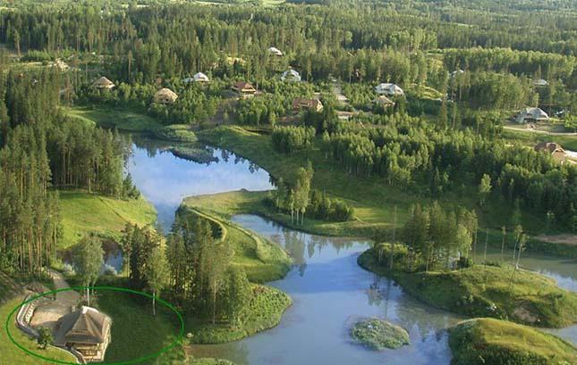 Amatciems, Lettország