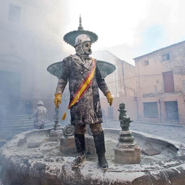 Liszt csata Spanyolországban