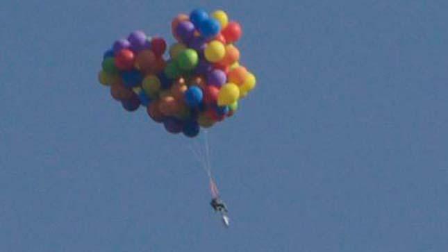 Lufikkal repült egy knadai férfi