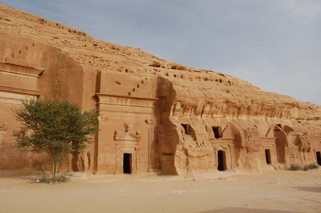 Mada'in Salih, Szaúd-Arábia
