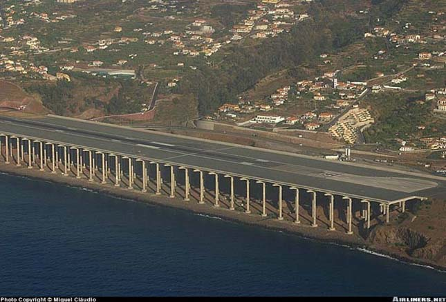 Madeira repülőtér