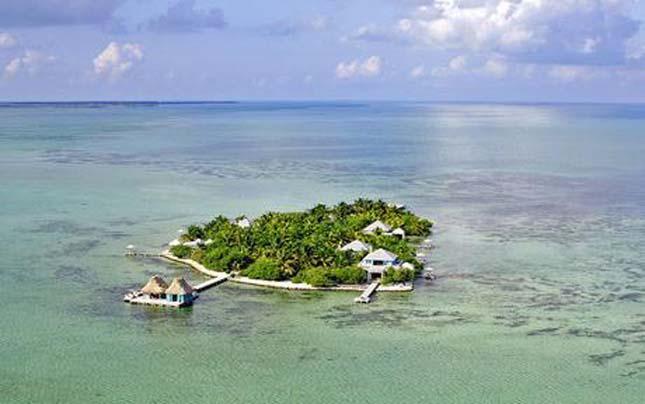 Magán szigetek