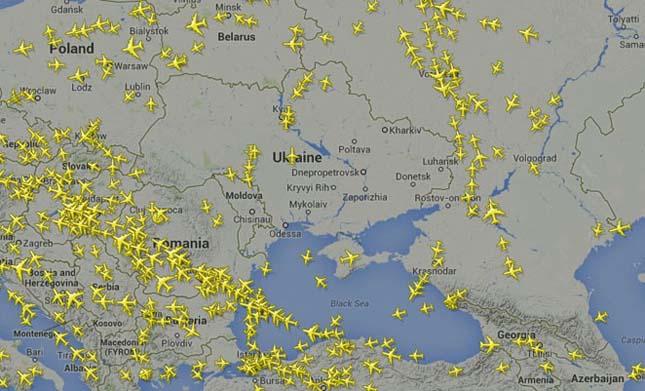 Magyarországi légiforgalom