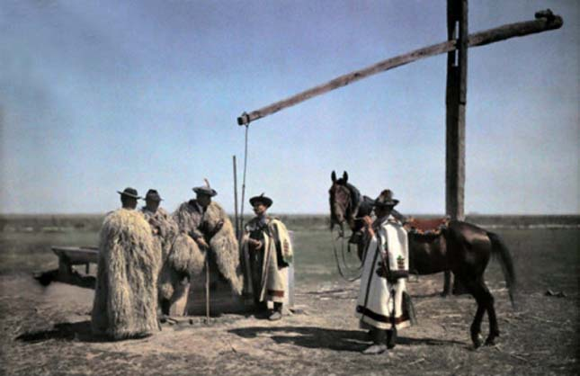 446586c2ba Magyarországi életképek az 1930-as években | Érdekes Világ