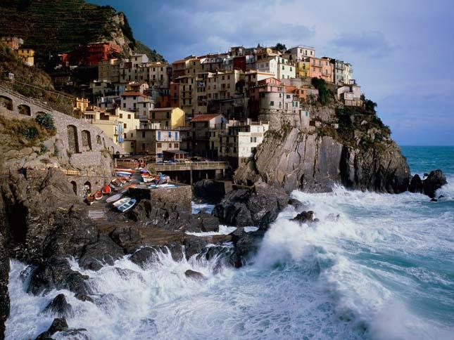 Manarola, Olaszország