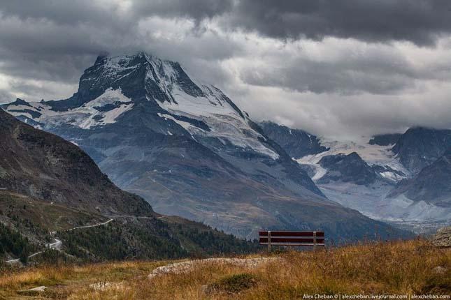 Matterhorn hegycsúcs