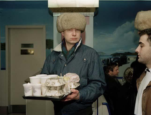 McDonald's Moszkvában