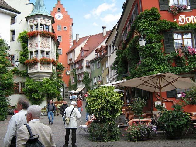 Meersburg, Németország