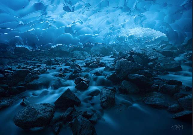 Mendenhall-gleccser