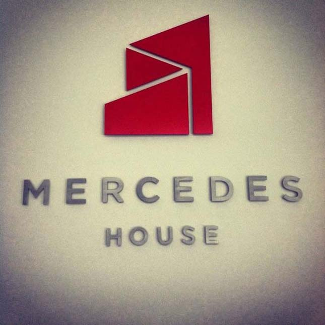 Mercedes House, New York