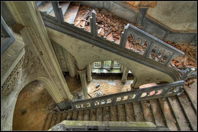 Miranda kastély, Belgium