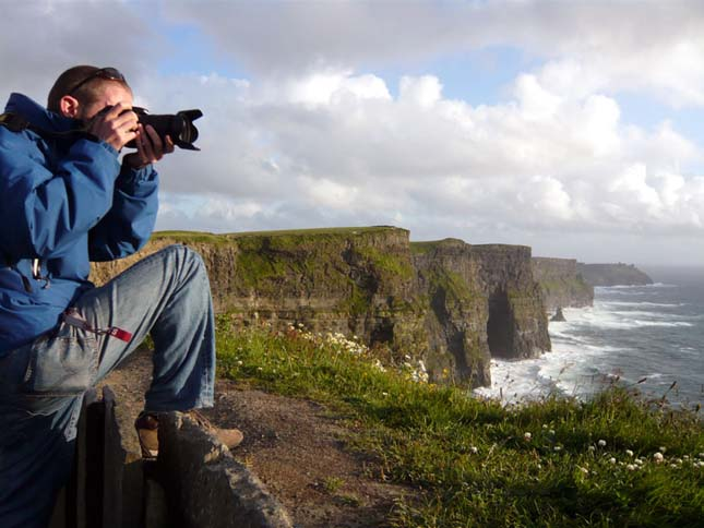 Moher sziklái, Írország