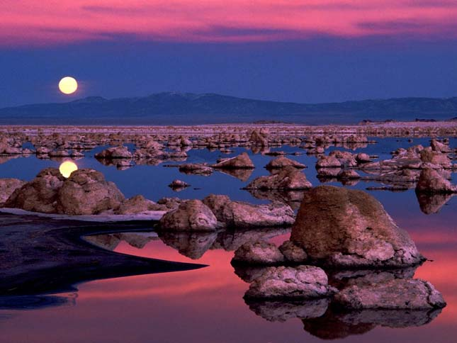Mono-tó, Kalifornia
