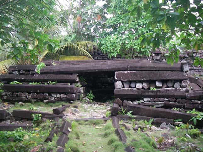Nan Madol, Mikronézia