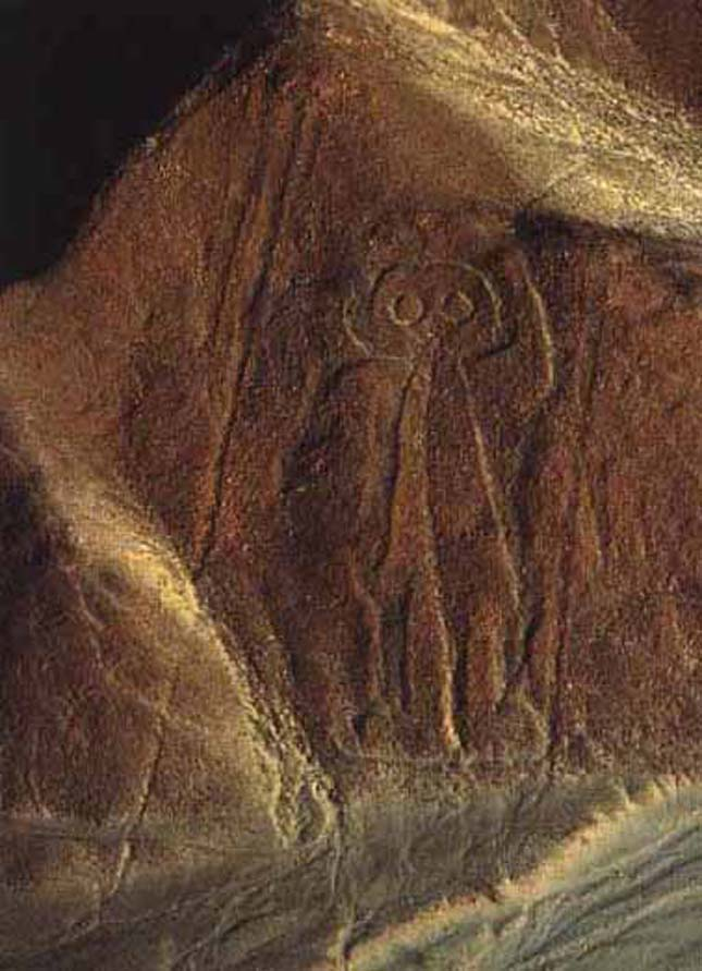 Nazca-vonalak rejtélye