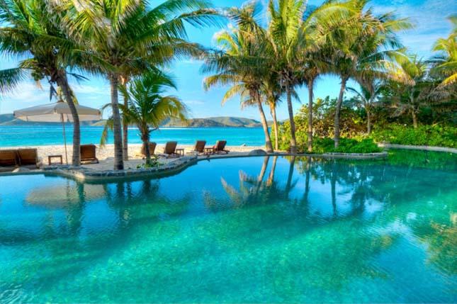 Necker island, Richard Branson szigete