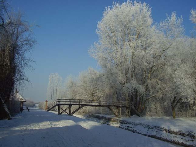 Téli túrák nemzeti parkjainkban