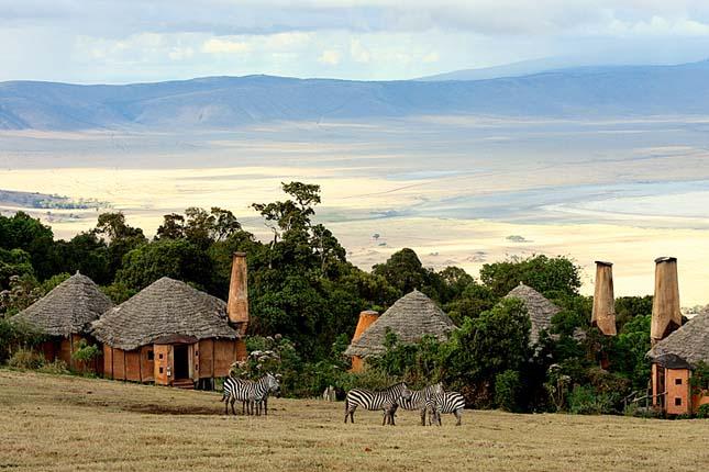 Ngorongoro kráter