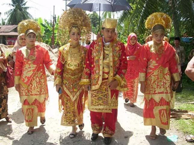 Minangkabauk, ahol a nők parancsolnak