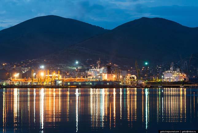 Novorossiysk kikötő