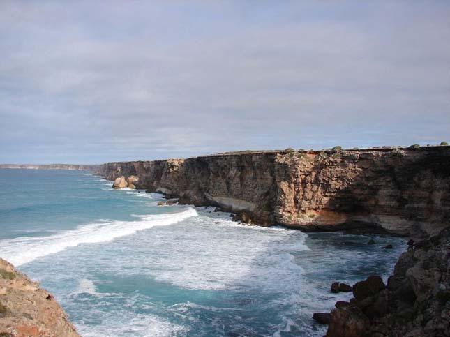 Bunda sziklák, Ausztrália