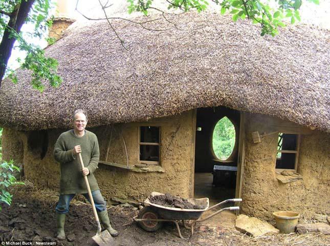 Olcsón épített ház