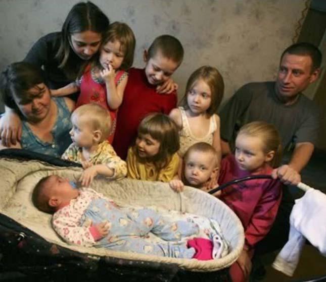 A világ legnagyobb babái