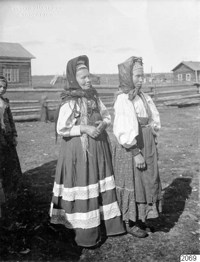 Orosz falu