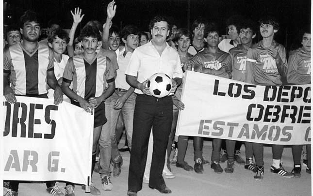 Pablo Escobar és a medellíni kartell