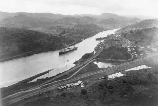 A Panama-csatorna
