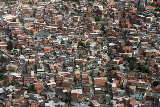 São Paulo - luxus és nyomor