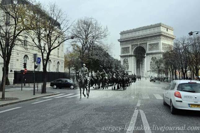 Szergej Larenkov - Párizs