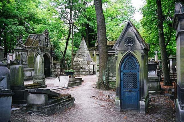Pére-Lachaise temető