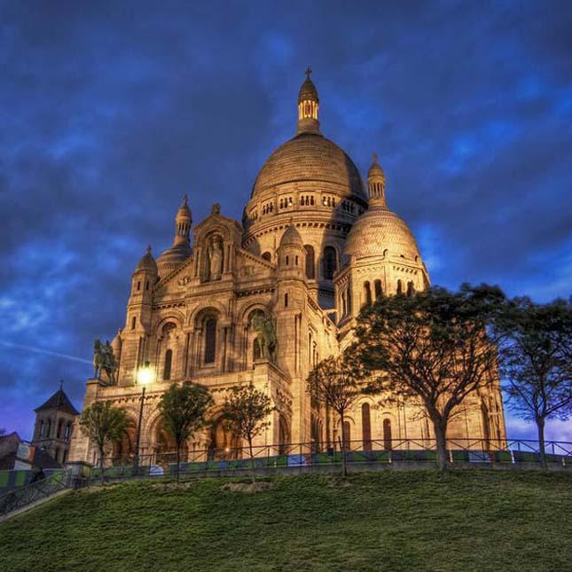 Sacre-Coeur, Szent Szív Bazilika