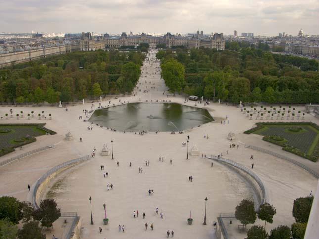 Tuileriák kertje